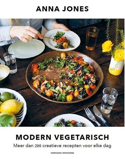 CULINAIRE PRODUCTIES KOOKBOEKRECENSIES MODERN VEGETARISCH
