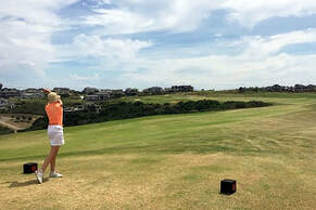 Culinaire Producties Golfen langs de Zuid Afrikaanse tuinroute - Oubaai golf club